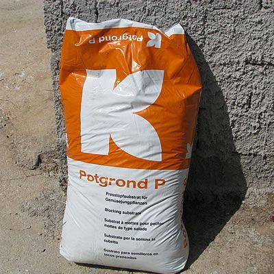μείγμα φυτώριου Potgrond P
