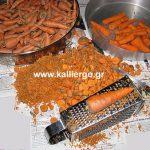 Πως να Αποθηκεύσετε Καρότα στην Κατάψυξη