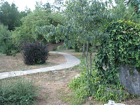 Βοτανικός κήπος - Λίμνη Πλαστήρα - 01