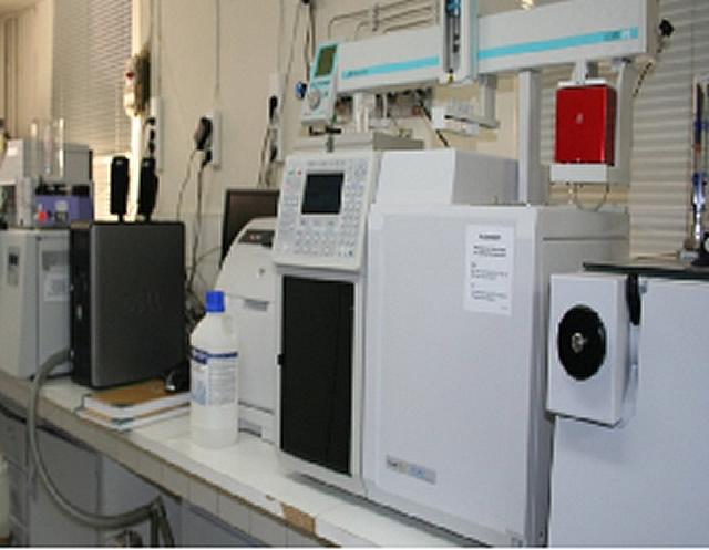 Μπενάκειο Φυτοπαθολογικό Ινστιτούτο - Εξοπλισμός για Χρωματογραφία