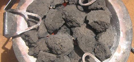 Κοινοτική παραγωγή μπρικέτας από υπολείμματα βιολογικής γεωργίας, στο Ναϊρόμπι