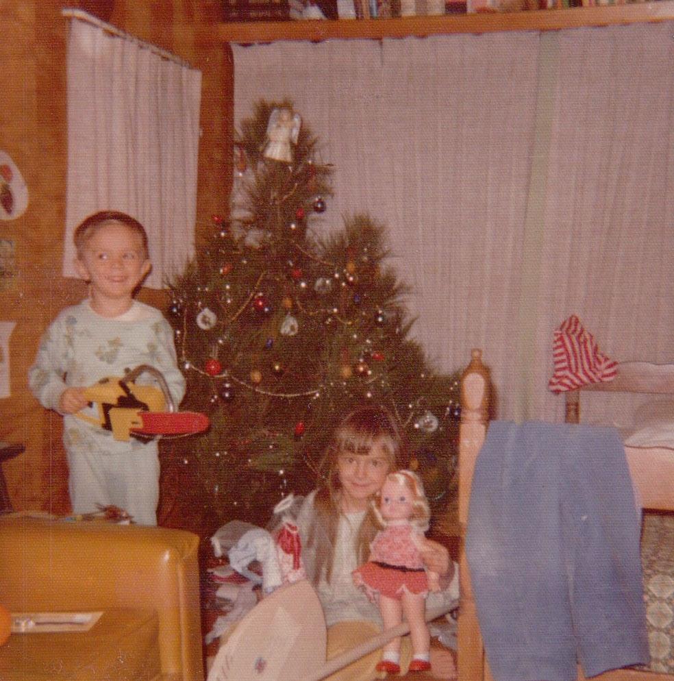 Χριστουγεννιάτικες αναμνήσεις ενός μεγάλου παιδιού