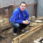 Πως να φτιάξετε ένα υπερυψωμένο παρτέρι σε έδαφος με κλίση. Εύκολο, απλό και οικονομικό
