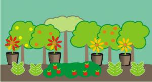 Λαχανικά, Φυτά, Δέντρα, Λουλούδια, Καλλωπιστικά