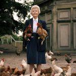 Η Δούκισσα με τις κότες - Deborah Cavendish, Δούκισσα του Devonshire