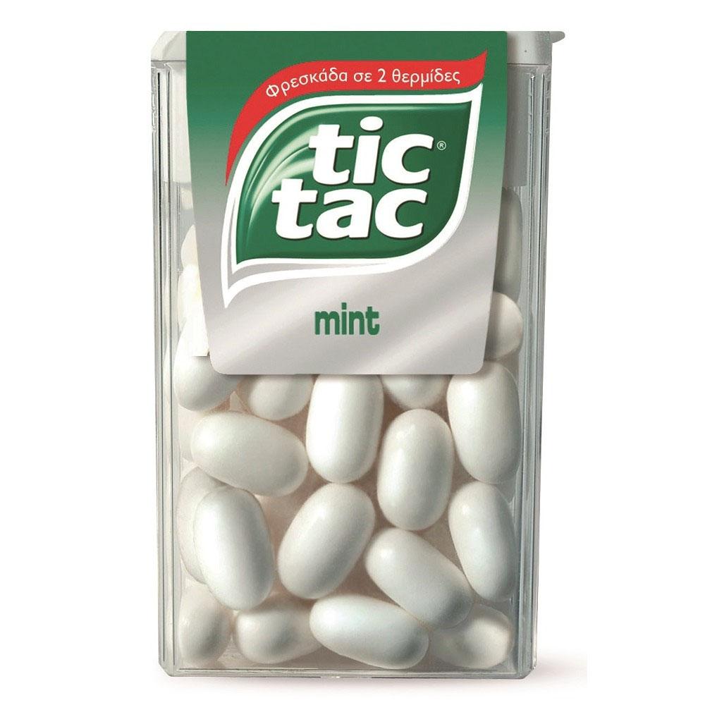 Καραμέλες Tic Tac